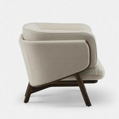 Stanley Lounge Chair by Luca Nichetto