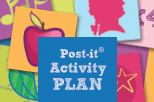 I love post-its!!!!  Website for classroom activites with post-it notes