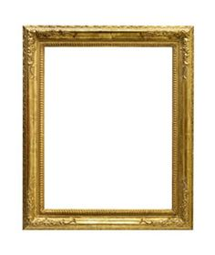 Self-Portrait: Carry a large, empty picture frame (minus the glass) and hold it in front of your face.