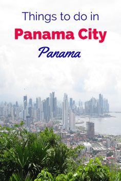 Fun Things to do in Panama City, #Panama