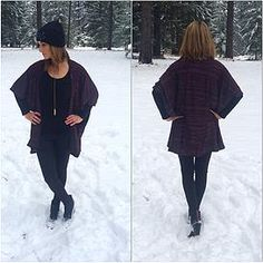 BASK Handmade Clothing and Accessories | BASKbeauties - Handmade Kimono Cardigan- summer or Winter Fashion- The Devyn