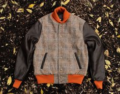 KITH x Golden Bear – Harris Tweed Outerwear Collection