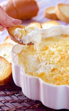hot-crab-dip| HollysCheatDay.com