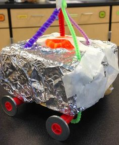 Build a Car- STEM challenge