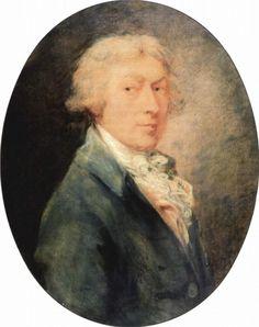 Self Portrait, 1787  Thomas Gainsborough