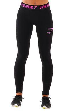 GymShark Women's Element Compression Leggings - Magenta - Leggings - Womens