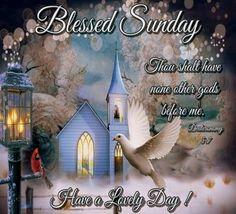 Blessed Sunday,Deuteronomy 5.7