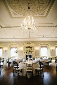 Old World Glamour for a Romantic Crystal, White, and Blush Wedding | Blaine Siesser Photography | See More! http://heyweddinglady.com/classic-glam-wedding-in-crystal-white-and-blush/
