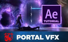 Turorial #1 | Portal VFX Tutorial (After Effects)