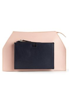 #refinery29 | Hemsley London Willow Clutch, sale $350.30, available at Farfetch. | A two-in-one clutch/makeup bag, for when you can't pick just one lipstick to bring on a night out.