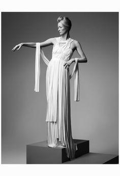 Tilda Swinton in Madame Grès 2011