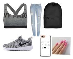 """""""Ceces style"""" by alexnilsson on Polyvore featuring Ivy Park, Rains and Casetify"""