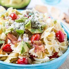 Cobb Pasta Salad by shauna