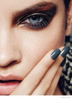 Barbara Palvin Strips Down to Beauty Looks for Madame Figaro Shoot by Nico