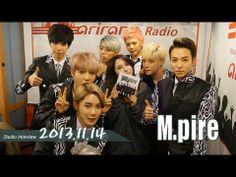 [K-Poppin'] 엠파이어 (M.pire) - Interview
