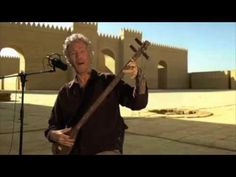 The Epic of Gilgamesh (c. 2100 B.C.) sung in ancient Sumerian language and accompanied by the Sumerian long-neck gishgudi, recorded in courtyard of Nebuchadnezzar's palace in Babylon - YouTube