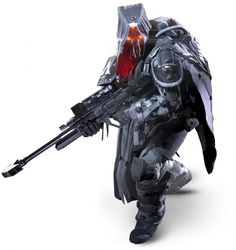View an image titled 'Helghast Spec Ops Art' in our Killzone: Shadow Fall art gallery featuring official character designs, concept art, and promo pictures. Armor Concept, Concept Art, Cyberpunk, Killzone Shadow Fall, Character Art, Character Design, Character Concept, Sci Fi Armor, Future Soldier