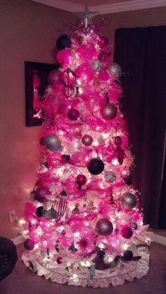 Barbie Christmas tree 2011