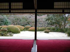 Shisen-do in Kyoto 詩仙堂 京都