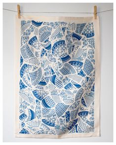 36 Tea Towels That Are Way Too Cute To Actually Use  // Broken Dishtowel