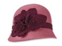 Betmar® Claudia Cut-Floral Cloche