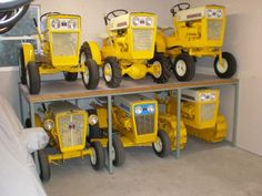 tirehel Storage idea for Cub Cadet! # Storage idea # for The Truth About Birth Trauma Ev Yard Tractors, Lawn Mower Tractor, Small Tractors, John Deere Tractors, Tractor Room, Antique Tractors, Vintage Tractors, Supercars, Cub Cadet Tractors