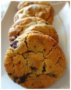 les meilleurs cookies que j'ai pu faire jusqu'à maintenant...