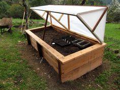 Convertible Planting Box/Greenhouse - Survivalist Forum