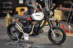 RocketGarage Cafe Racer: Yamaha Super Tenere 750