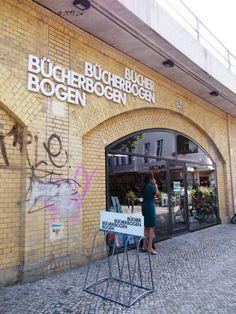 One of the best art bookstore - Savigny Platz