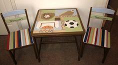 Boys table set