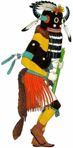 Kachina dolls on Pinterest | Hopi Indians, Dolls and Native American