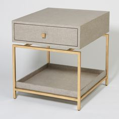 Alexander Side Table from Studio A