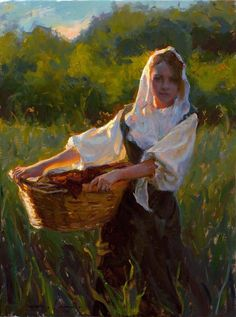 Summer - Mike Malm-Bathed in Light-2009-sold