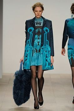 Holly Fulton | via London Fashion Week