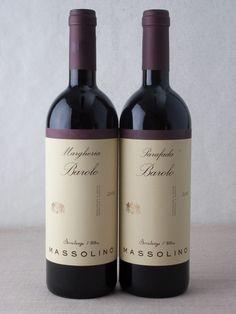 Massolino - Margheria/Parafada Barolo Duo (94 and 95 points)  packaging