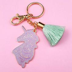 Unicorn Day Dreams Keychain *Pre-order*
