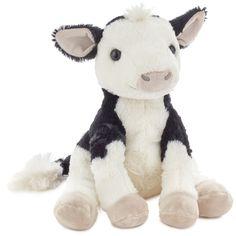 Baby Cow Stuffed Animal, 8.25