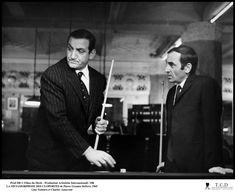Lino Ventura et charles aznavour