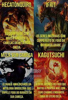 Mythological Creatures, Fantasy Creatures, Mythical Creatures, Fantasy Images, Dark Fantasy Art, Magia Elemental, Monster List, Black Comics, Fantasy Warrior