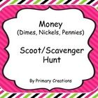 This is a fun way for students to practice adding coins.  The cards can be used to play Scoot or go on a Scavenger Hunt.  Follow me to see great ne...