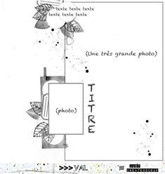 Just Create & Scrap Scrapbook Sketches, Card Sketches, Scrapbook Cards, Scrapbook Layouts, Scrapbooking, Grandes Photos, Page Maps, Sketch 2, Challenges