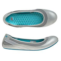 Walking more during the day can help you with a host of health problems, but not having comfortable shoes can be an understandable deterrent. Pop these New Balance Well2Go shoes ($55) into your bag for a quick change before and after work; the Well2Go features a reversible sole of massaging pods on one side and comfy foam on the other to suit any need.
