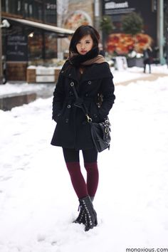 1000 Images About Winter Fashion On Pinterest