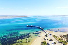 With more than of coastline on the Eyre Peninsula, you're sure to find a stretch of sand that you'll want to claim as your own. Discover the top 5 beaches on the Eyre Peninsula. Sa Tourism, South Australia, Life Goals, Venus, Places To Go, Road Trip, Waves, Beach, Holiday