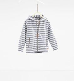 Striped jacket-JACKETS-BOY | 4-14 years-KIDS | ZARA United States