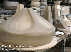 Making the Pleat Box Collection for Marset