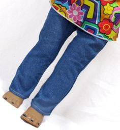 Hey, I found this really awesome Etsy listing at https://www.etsy.com/listing/197719216/18-inch-doll-skinny-jeans