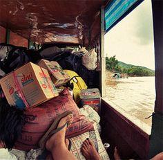 Diario de viaje 8 – Travesía por el mekong