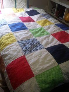 Mitch's quilt
